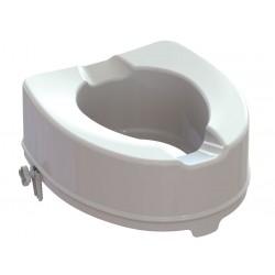 RIALZO WC con sistema di fissaggio - 14 cm