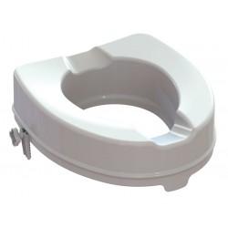 RIALZO WC - con sistema di fissaggio - 10 cm
