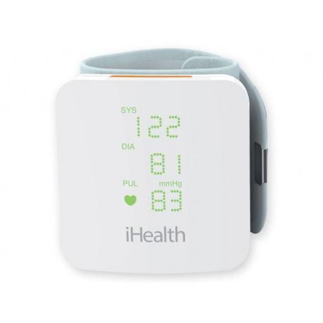 MISURATORE PRESSIONE iHEALTH VIEW BP7S da polso con display
